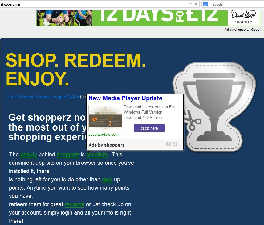 Ads by Shopperz