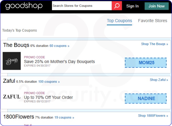 GoodShop Ads & Coupons