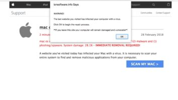 Ionsoftware.info online scam
