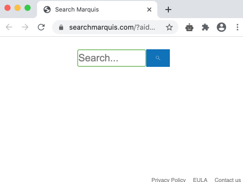 Searchmarquis.com browser hijacker